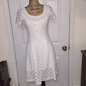 White dress! Perfect for a graduate!